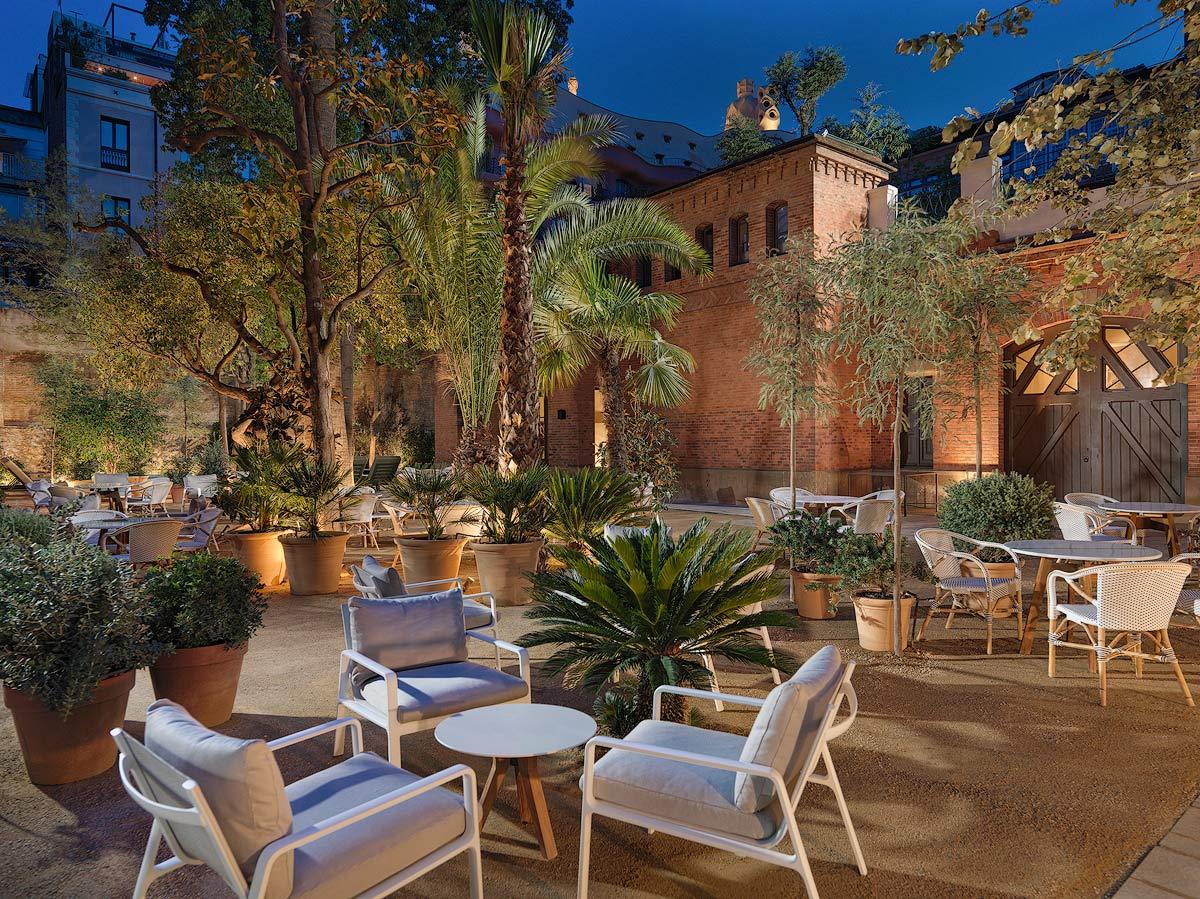 H10 casa mimosa restaurants and bars h10 hotels - H10 casa mimosa ...