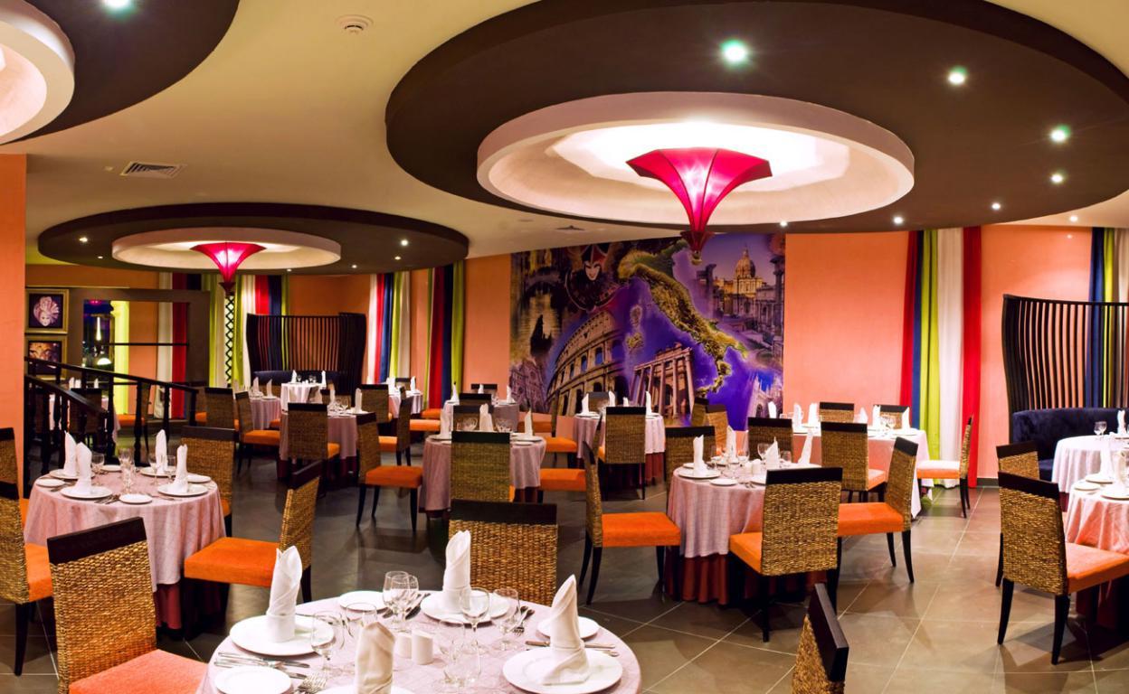 Ocean coral turquesa restaurants and bars ocean by for Como crear un restaurante