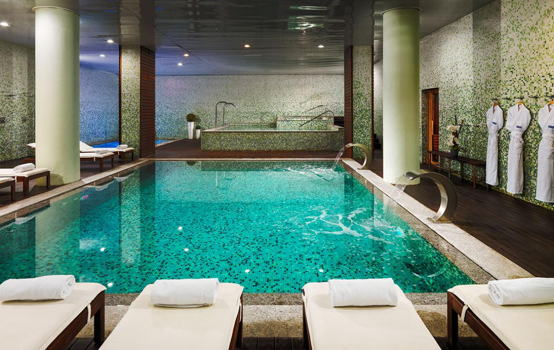 H10 marina barcelona privilege and spa h10 hotels - Spa aguas de barcelona ...
